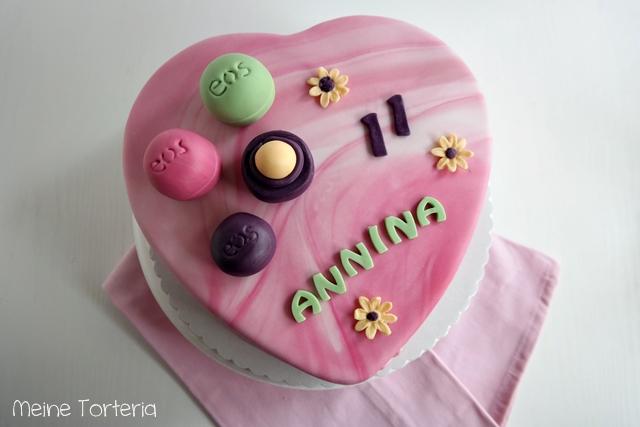 Lippenbalsam-Torte