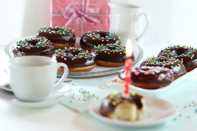 Mein bestes Donuts Rezept