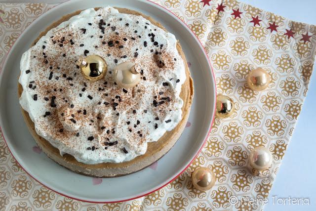 Eggnog-Cheesecake