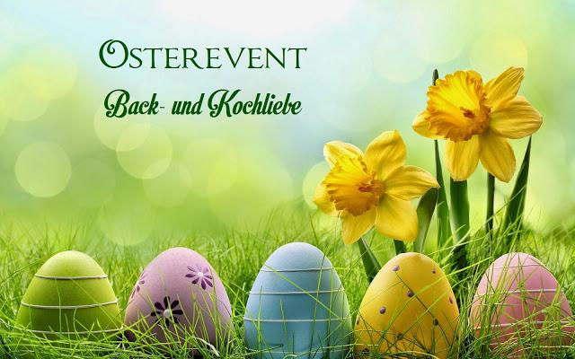 Ostern, Event Back- und Kochliebe