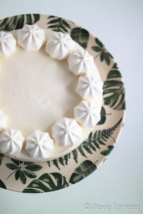 Joghurt-Zitronen-Törtchen