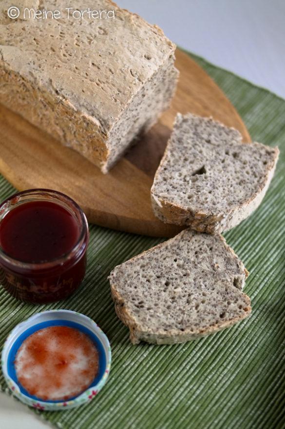 Chia-Brot