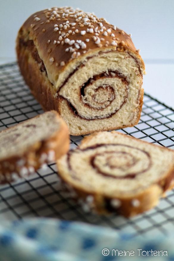Zimtswirl-Brot