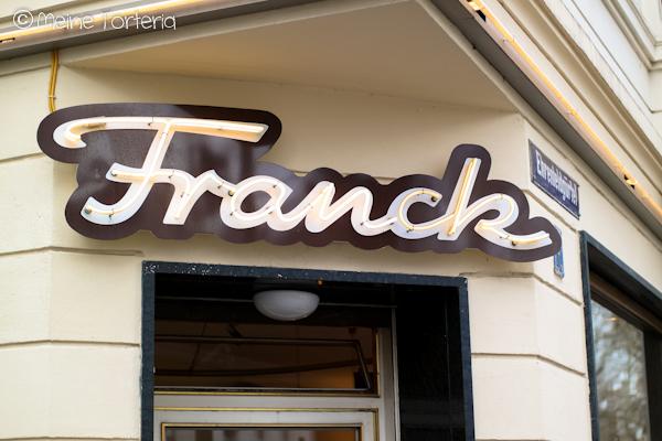 Café Franck in Koeln