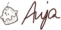 Signatur Anja von Meine Torteria