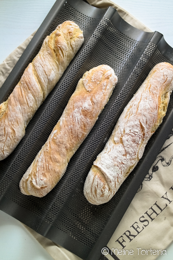 Einfaches Baguette