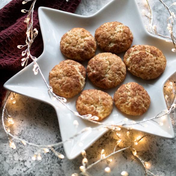 Zimt Zucker Cookies