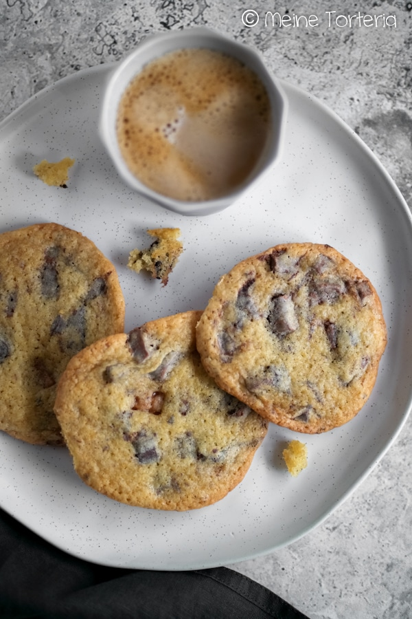 Cookies Basisrezept