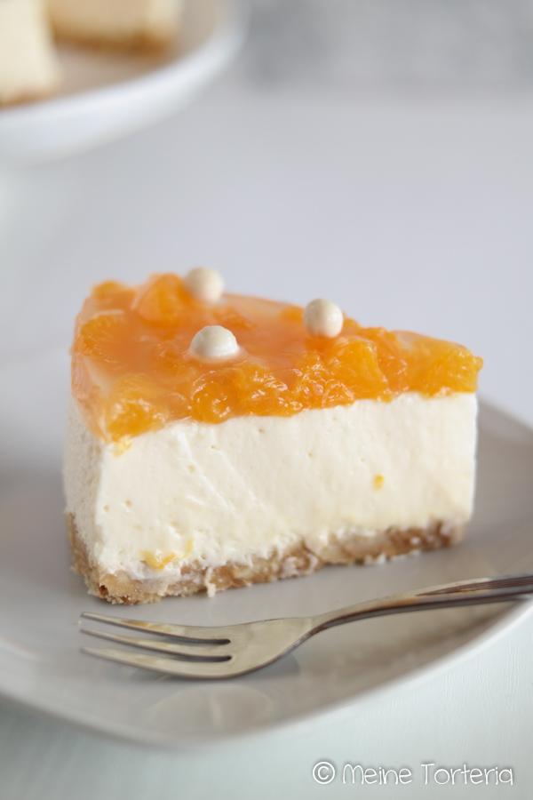 Pudding-Quark-Torte