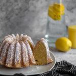 Zitronenkuchen ohne Aroma