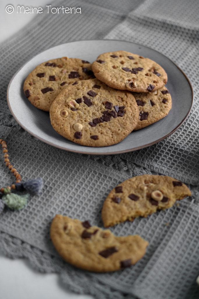 Schoko-Zimt-Cookies